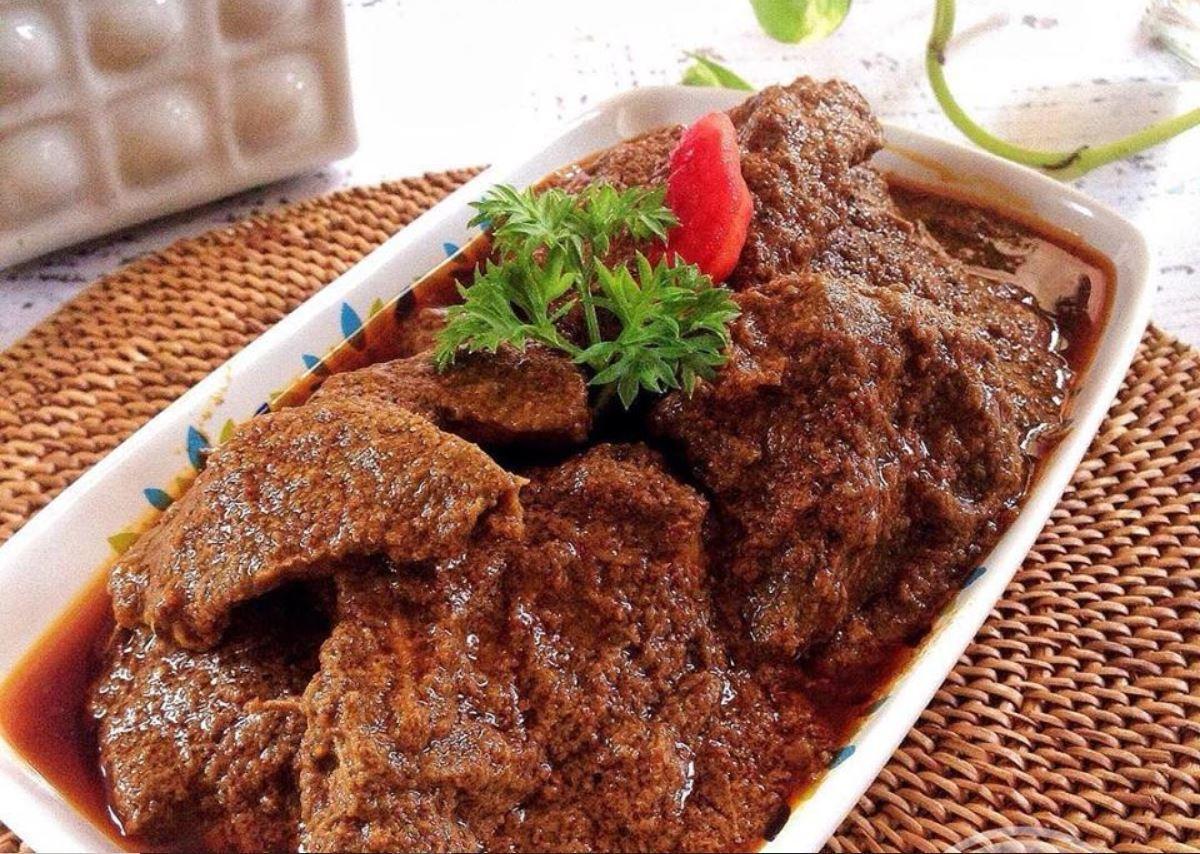 Hidangan Makanan Idul Adha