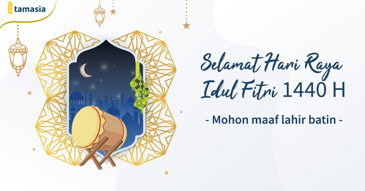 Libur Hari Raya Idul Fitri 2020 Tamasia co id