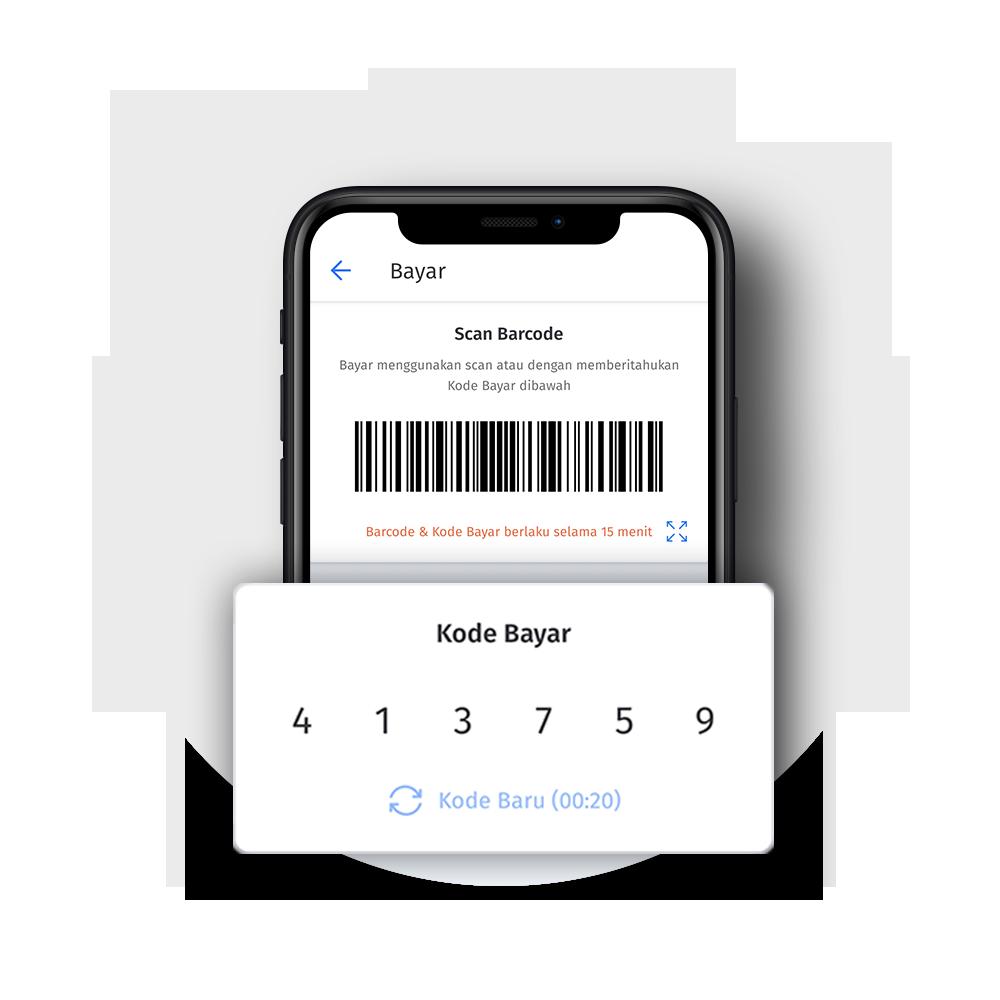 Masukkan nomor handphone yang terdaftar di Paytren Beli Emas, Bayar Pakai Paytren